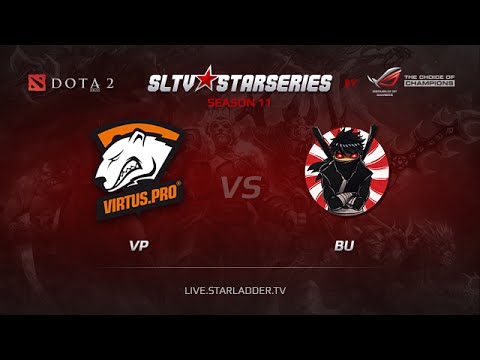 VP vs  BU Starladder XI  Europe Day 16