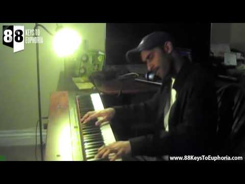 Pehli Nazar Mein - Revisited (Race) Piano Cover feat. Aakash...