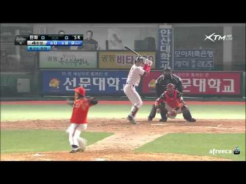Ryu Hyun-jin's 13 strikeouts against SK