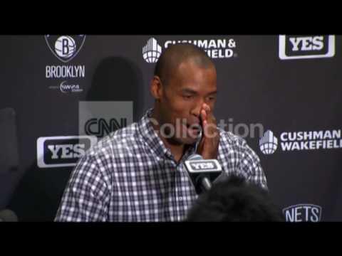 NBA: NETS POST JASON COLLINS
