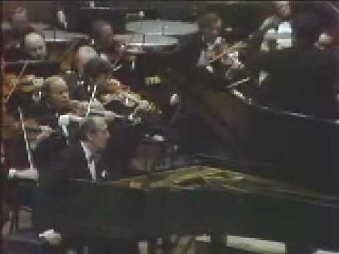 Rach 3 played by  great Horowitz