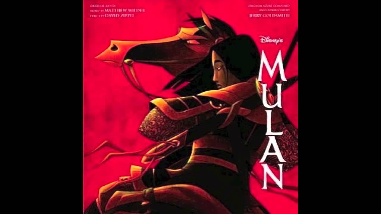 05. - Short Hair - Mulan Soundtrack - Gerry Goldsmith ...