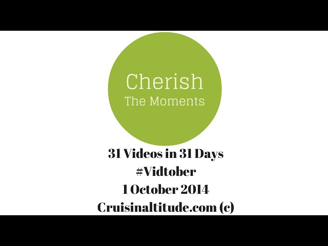 Video #1 in The #Vidtober Project: 1 October, 2014