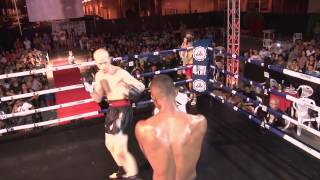 MIX FIGHT EVENTS - DIEGO MOSQUERA vs BRADLEY JAMES
