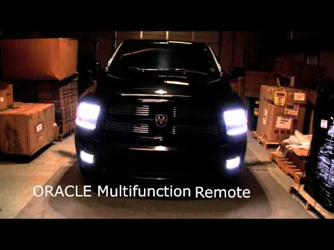 2011 Dodge Ram (Sport) ORACLE Headlight Halo Kit