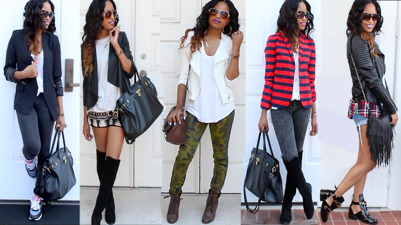 Back to School Outfits College Back to School Outfits 2014