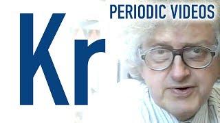 Krypton - Periodic Table of Videos