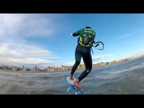 Kiteboarding Freestyle Weekend en Santa Pola en Parres Center