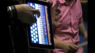 Ipad Accordion Mexican Technology AAUSH!!! Acordeon en Ipad Tecnologia Mexicana