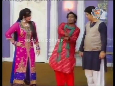 Makhani New Stage Drama 2014 Full Punjabi Comedy Stage Show video