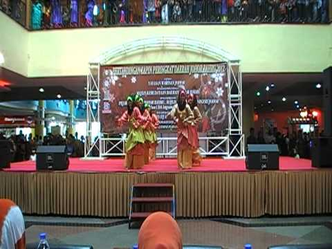 Tarian Zapin Tanjung Labuh - Lagu Gambus Jodoh - Srikandi Tari Sekolah Tun Fatimah video