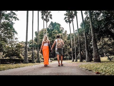 BOTANISCHER GARTEN IN KANDY • Das Hätten Wir Nicht Erwartet! • Sri Lanka • Weltreisevlog 029