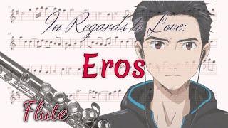 In Regards to Love: Eros - Yuri!!! on Ice (Flute)