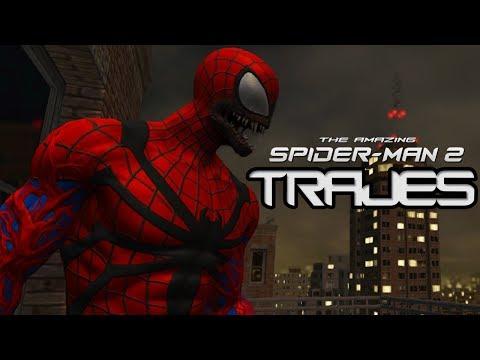 The Amazing Spider Man 2 - Trajes Desbloqueados
