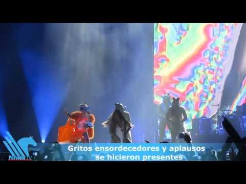 Miley Cyrus en la Arena Monterrey
