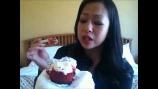 Magnolia Bakery's Red Velvet Oreo Cheescake - Episode 5