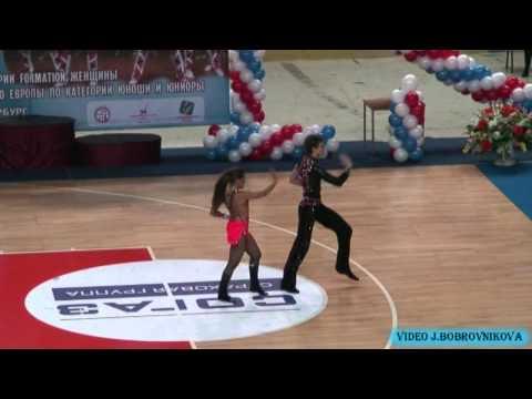Alexey Ponomarev & Elena Odarenko - Europameisterschaft 2011