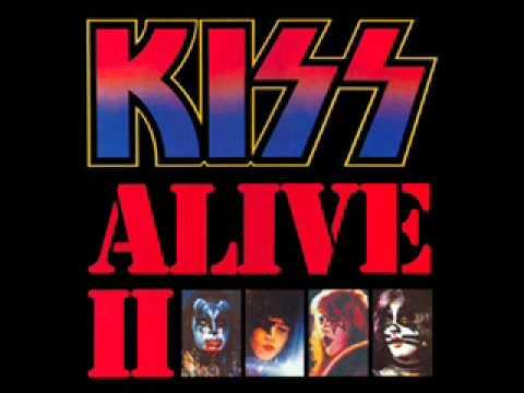 Kiss - Calling Dr Love Alive Ii