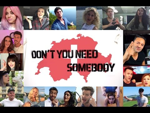 RedOne - Don't You Need Somebody [Swiss Version] thumbnail