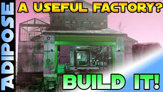 THREE actually useful Factories! - BUILD IT! #11 Fallout 4