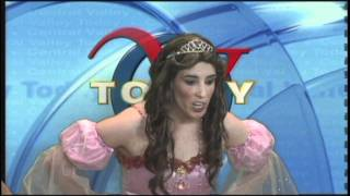 Watch Anthony Melillo Fairytale video