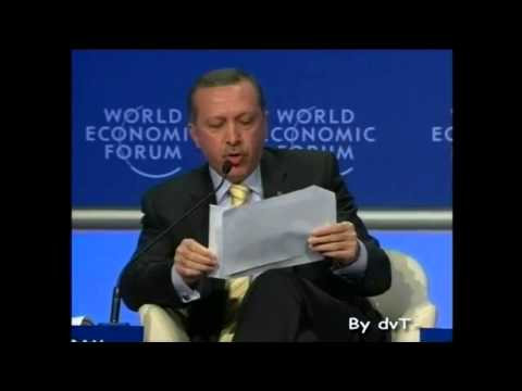 One Minute! Davos - Recep Tayyip Erdoğan Fragman (Trailer), Avrupa resti [HD] 720P