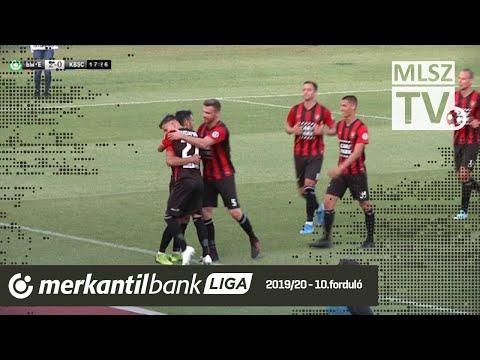 Budafoki MTE – Kazincbarcika | 2-2 (2-0) | Merkantil Bank Liga NB II. | 10. forduló
