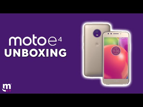Moto e4 Unboxing | MetroPCS | Product Review