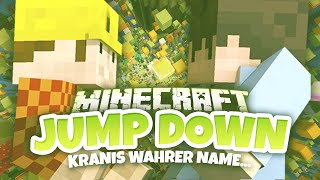 KRANIS WAHRER NAME.. ★ Minecraft JUMP DOWN