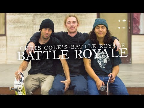 Franky Villani Vs. Dane Burman - Battle Royale