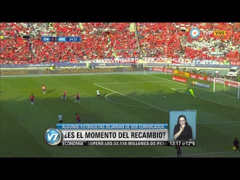 Visión 7 - La selección argentina luego de la Copa América