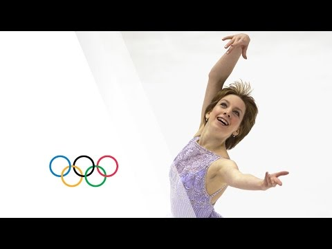 One of figure skating's greatest upsets – Sarah Hughes, Figure Skating, Salt Lake 2002