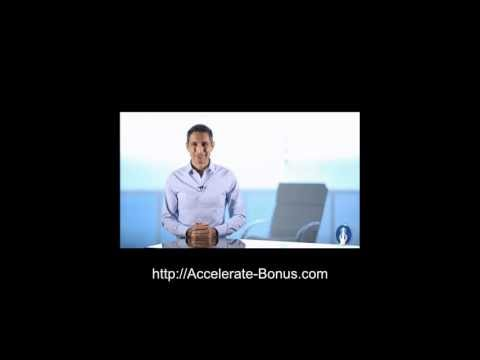 Accelerate Bonus - Eben Pagan's Accelerate Review and BEST Bonus HERE :)