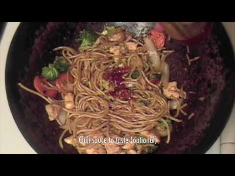 0 Chicken Lo Mein Recipe   Chinese Food