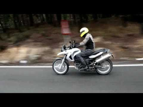 Prueba BMW F 650 GS - Brutal - Test Km/h