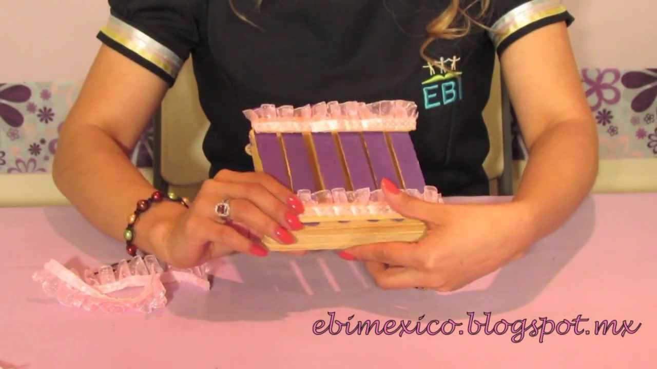 Como hacer un servilletero dia de las madres youtube - Como hacer manualidades ...
