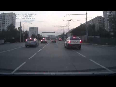 Авария в Оренбурге 16 08 2014