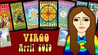 VIRGO APRIL 2019 Keys to your Success Tarot psychic reading forecast predictions