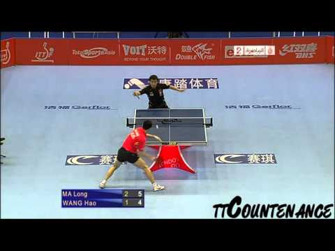 Pro Tour Grand Finals: Ma Long-Wang Hao