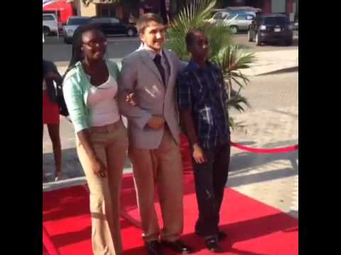 More of the First Star Washington DC Academy on the Red Carpet at DC's Youth Allstars 20130730