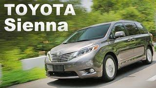 美式移動堡壘 Toyota Sienna