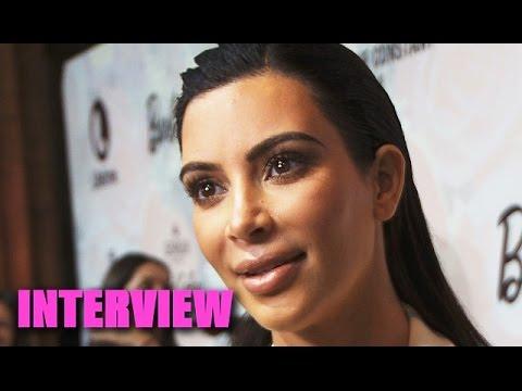 Kim Kardashian Talks Watching Bruce Jenner - Interview