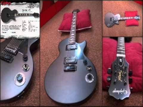 Behringer UCG102 - Epiphone Special II GT - Guitar Rig 4.