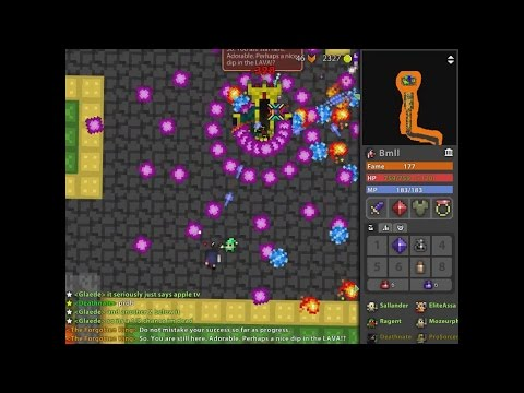 [RotMG] Dying Without Dying
