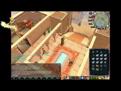 Runescape Botany Bay & Double Quest  NL snelle hulp + commentaar