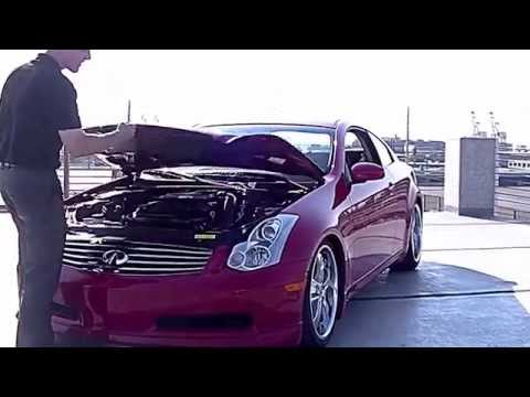 2005 infiniti g35 twin turbo review 130 mph test drive 99 of new cars aren 39 t this fun to. Black Bedroom Furniture Sets. Home Design Ideas