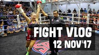 KATYA'S FIGHT VLOG | Nov'17