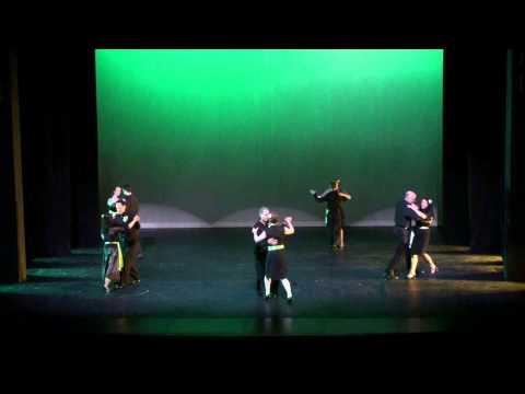 Joan Walton -  Sin Rumbo -  College of San Mateo 2014 Spring Dance show
