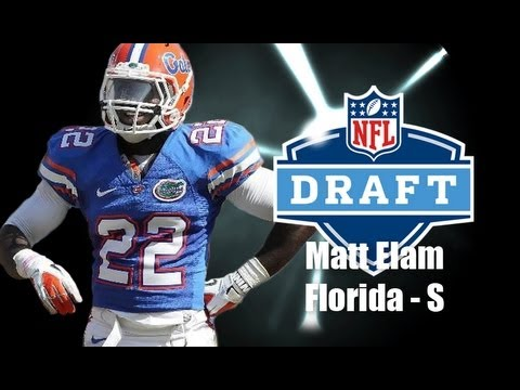 Matt Elam - 2013 NFL Draft Profile