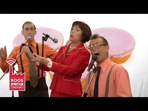 Roze Koekenlied karaoke - Roos en haar mannen
